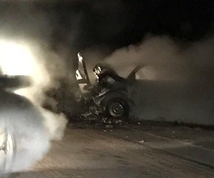 Один человек умер идвое пострадали вДТП натрассе Киясово-Бураново