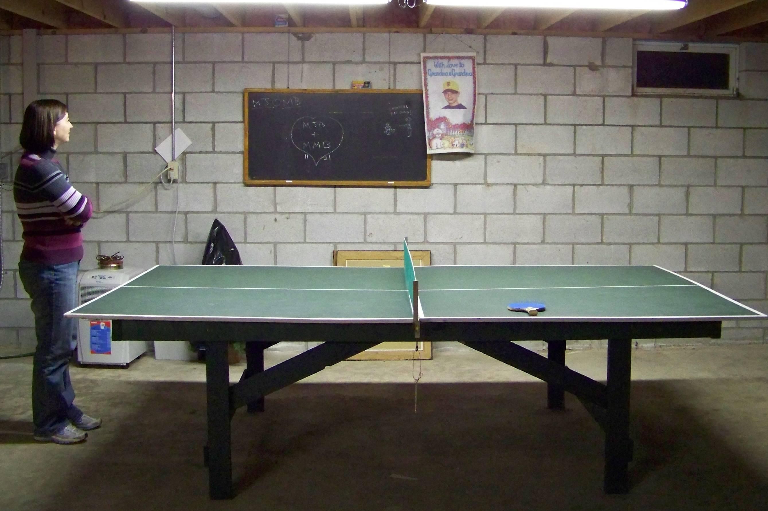 Некоммерческий пинг-понг-клуб в своем квартале, почему бы и нет? Фото: thequiltbear.com