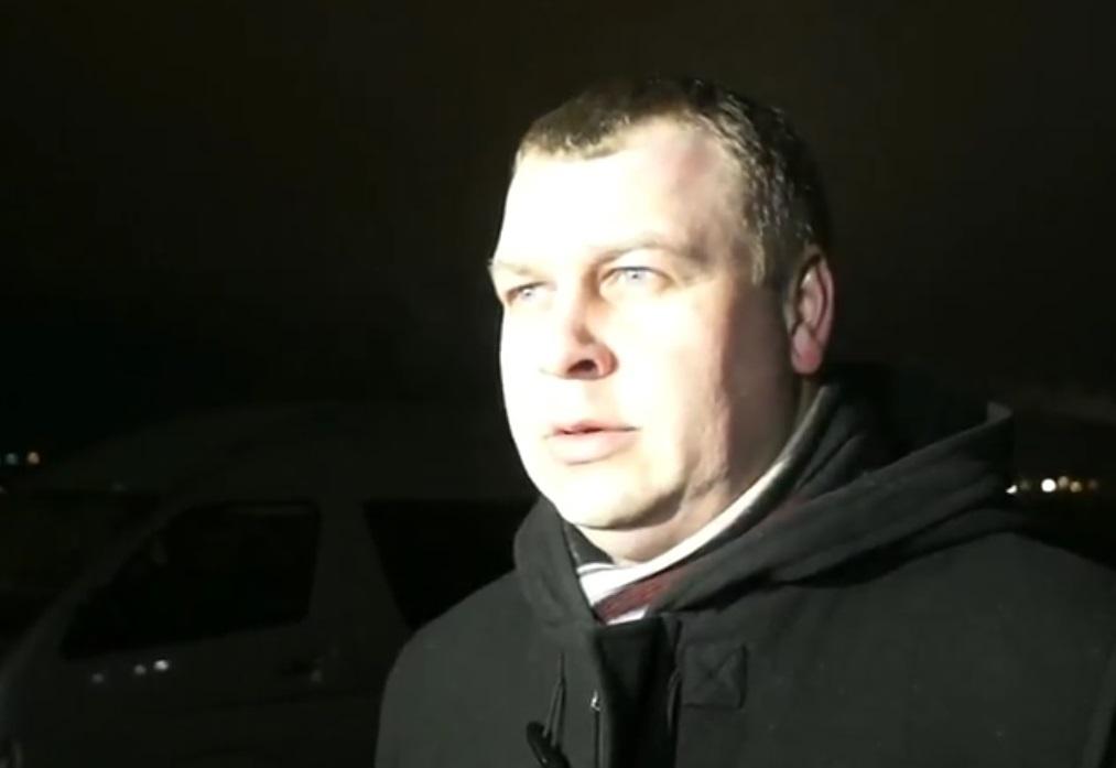 Андрей Трубицин, МУП г. Ижевска «ДРЭУ». Фото: стоп-кадр из видеоролика пресс-службы Ижевска