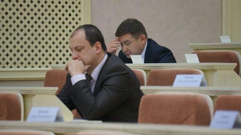 Несмотря ни на что, Алексей Чуршин намерен продолжить оптимизацию. Фото ©День.org