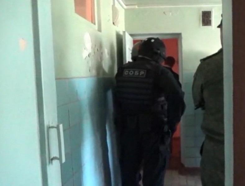 Фото: кадр из видео пресс-службы МВД по Удмуртии