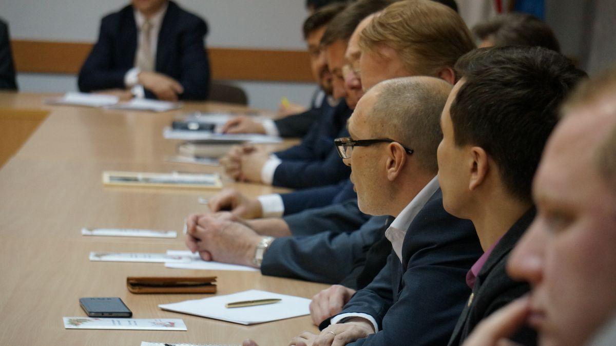 Александр Радевич. Фото: ©«ДЕНЬ.org»