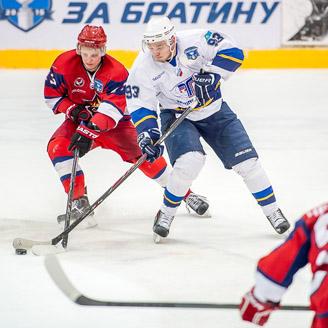 Фото: Михаил Бормин. www.hcizhstal.ru