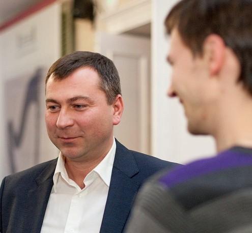 Сергей Буторин и Василий Алексеев. Фото: facebook.com (Сергей Буторин)