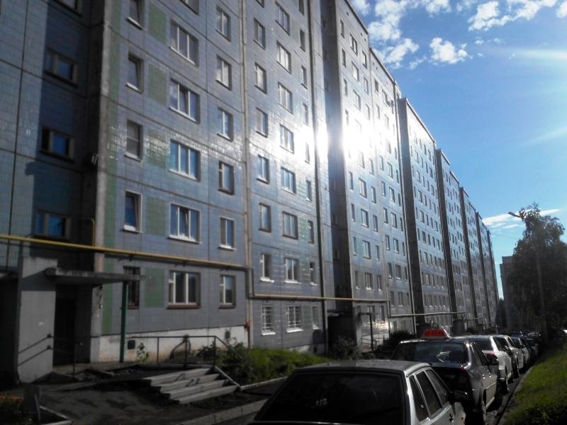 Дом на Михайлова, 9 в Ижевске. Фото: igis.ru