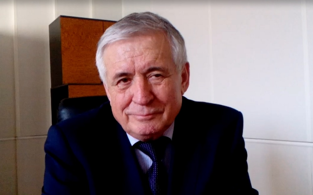 Рауф Каримов. Фото: © «ДЕНЬ.org»