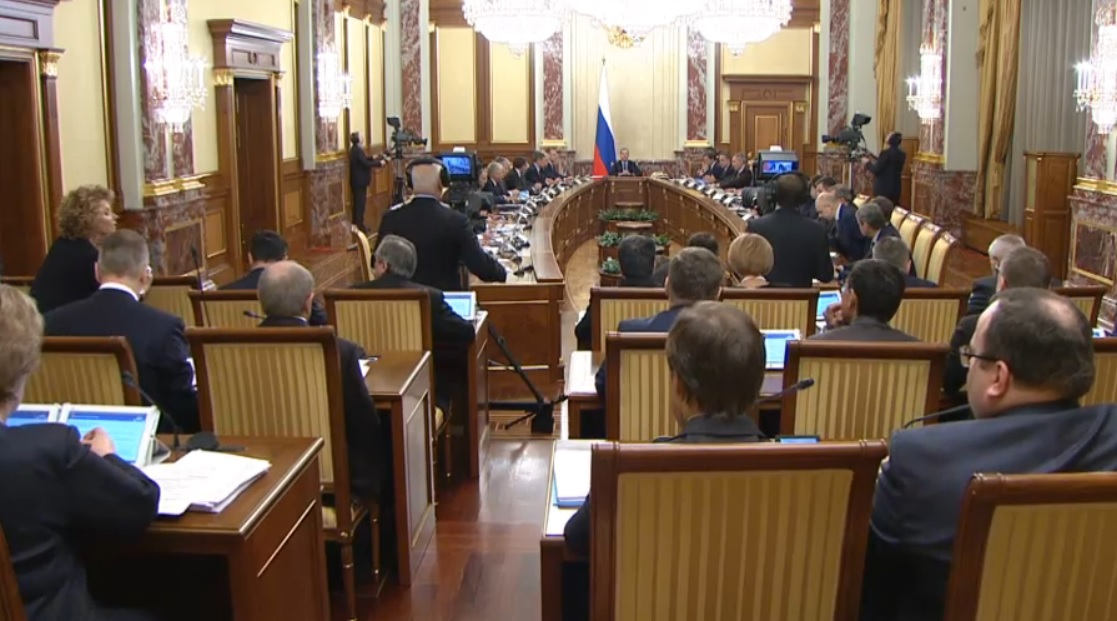 Фото: стоп-кадр из видеоролика на сайте government.ru
