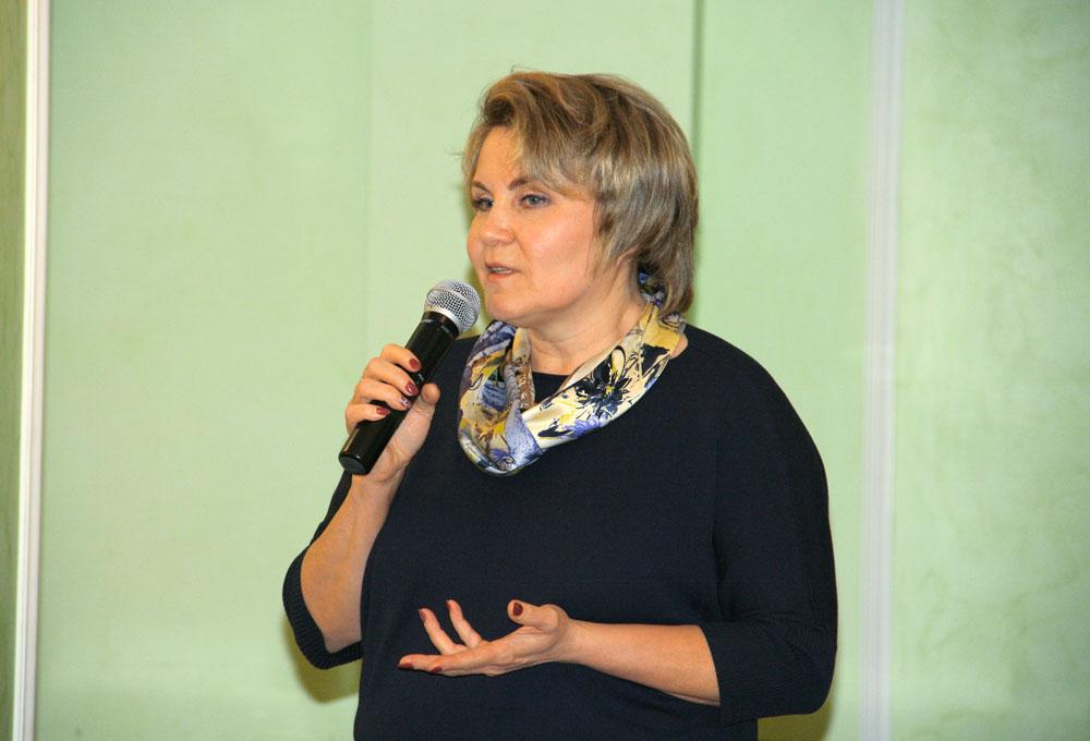 Лариса Буранова. Фото: unatlib.ru