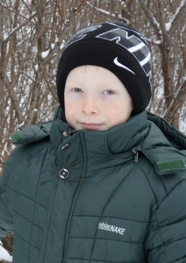 Данил Тронин спас утопающего друга. Фото из газеты «Новый путь»