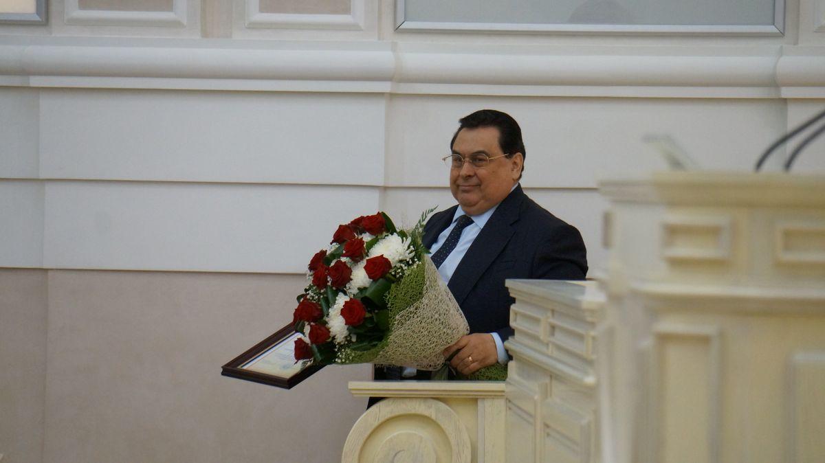 Геннадий Кудрявцев. Фото: © «ДЕНЬ.org»