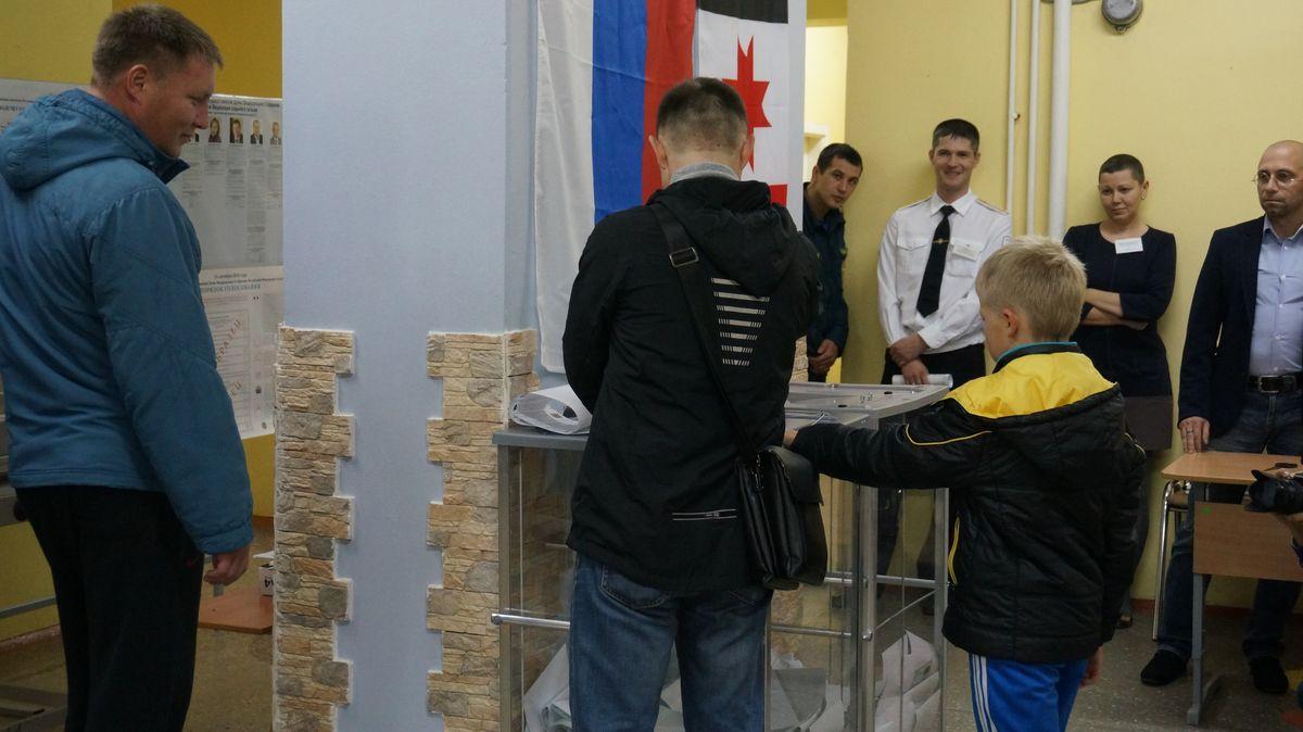 ВУдмуртии стали известны предварительные результаты выборов в Государственную думу