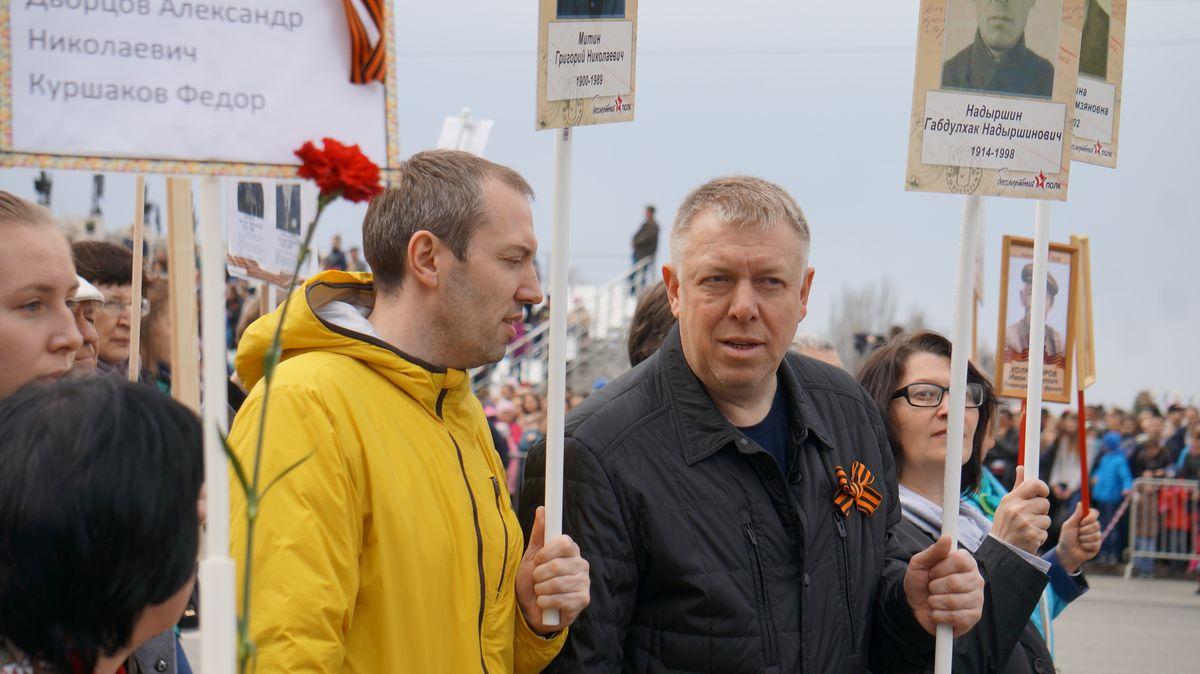 Сергей и Андрей Сивцовы. Фото: ©«ДЕНЬ.org»