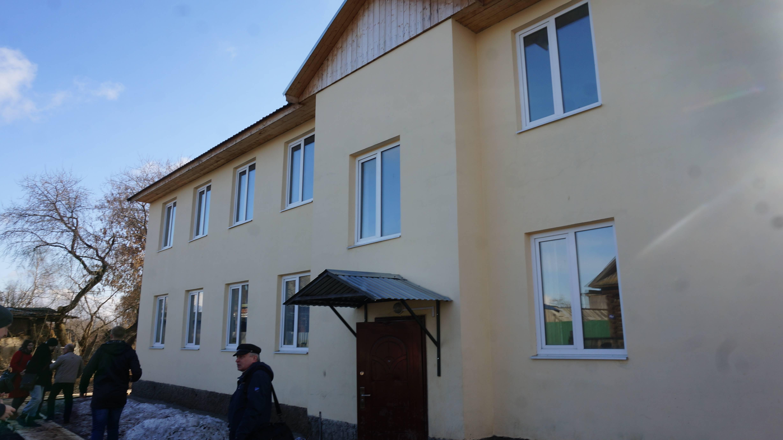 Дом для переселенцев из аварийного жилья в Кечево. Фото: © «ДЕНЬ.org»