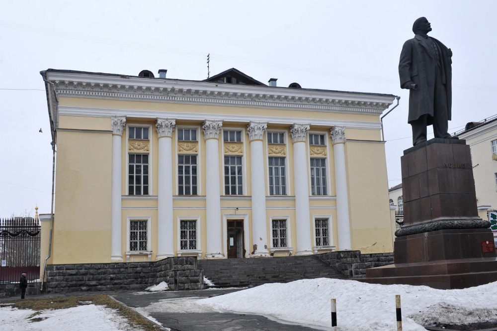 Библиотека. Фото: pp-udmurt.ru