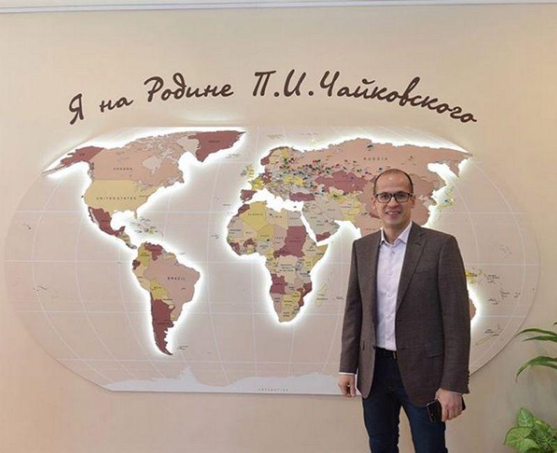 Глава Удмуртии Александр Бречалов. Фото: www.instagram.com/brechalov/