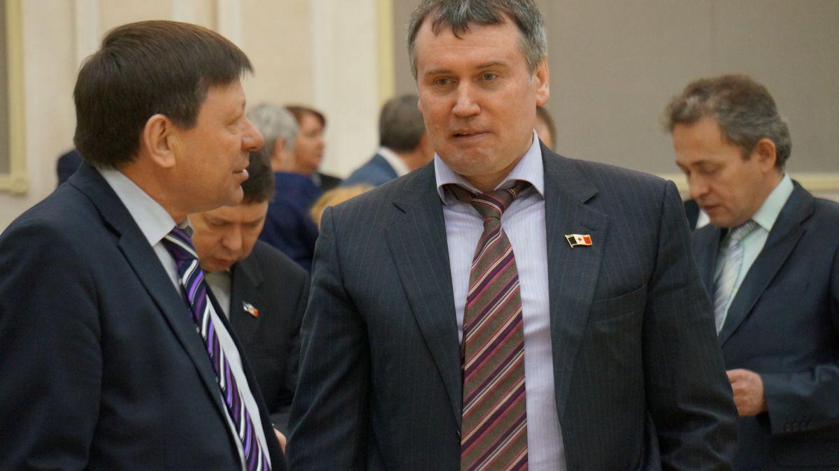 Депутат от «Единой России» Юрий Тюрин значится в качестве автора спорного законопроекта. Фото: © «ДЕНЬ.org»