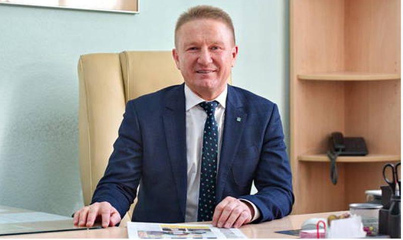 Глава Сарапульского района Игорь Асабин. Фото: sarapul.biz