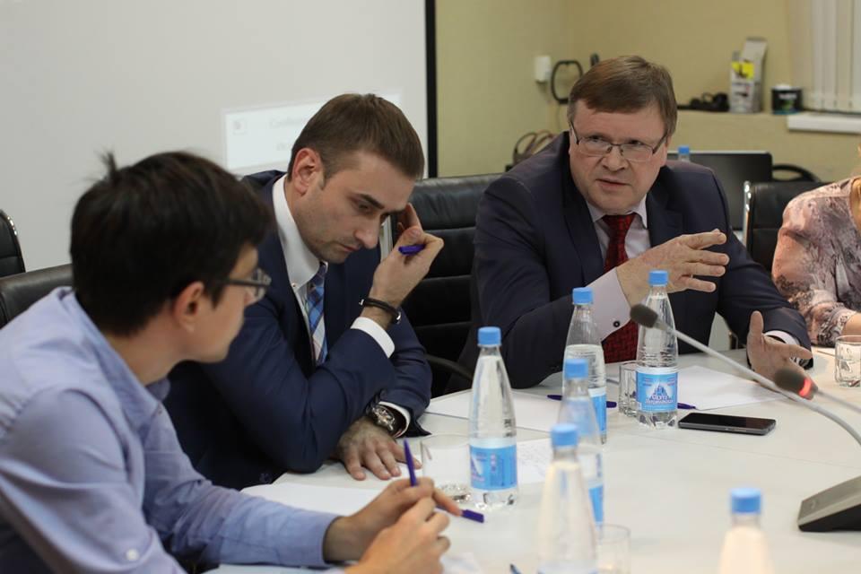 Сергей Задорожный считает, что альтернативы УКСу нет. Фото: udmks.ru