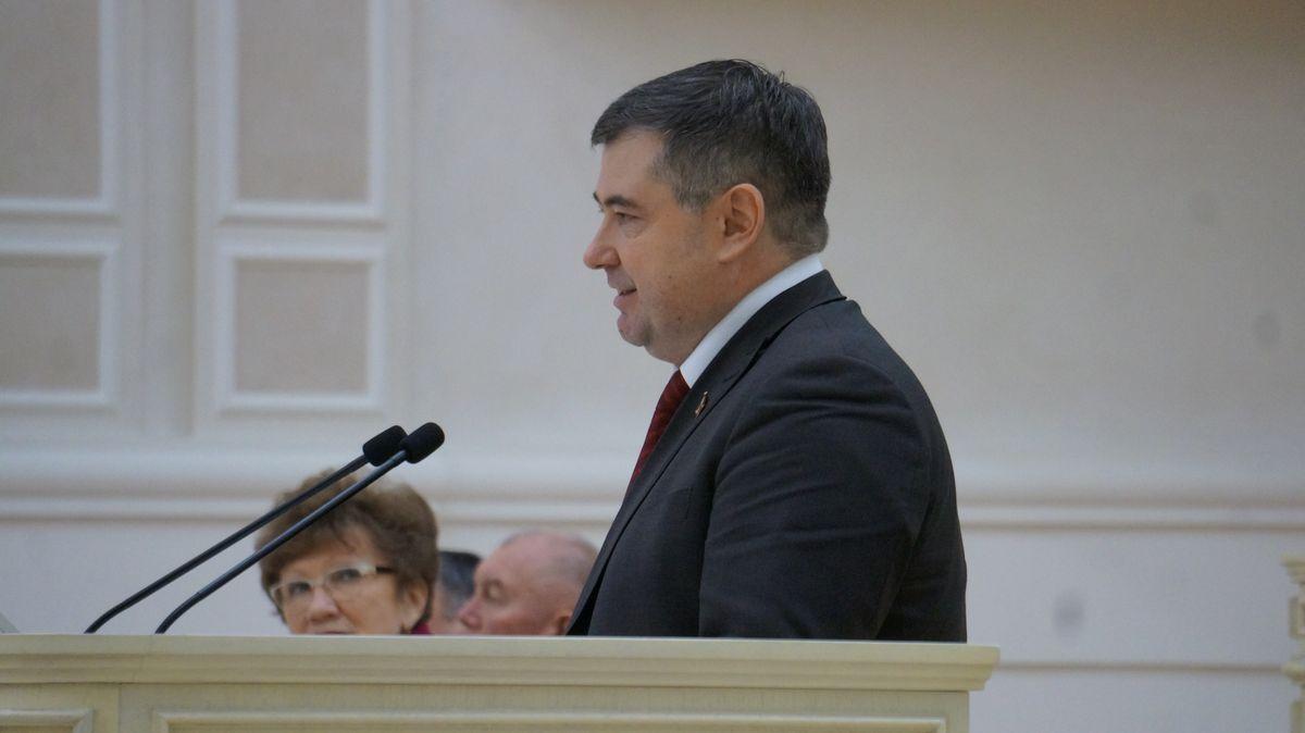 Владимир Чепкасов. Фото: «ДЕНЬ.org»