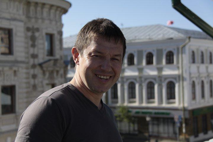Наиль Зиятдинов. Фото: facebook.com