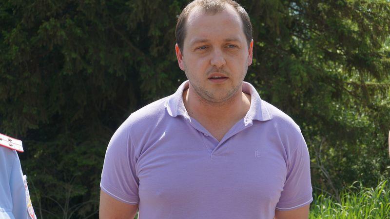 Замначальника отдела «Управтодора УР» Денис Рябов. Фото: © «ДЕНЬ.org»