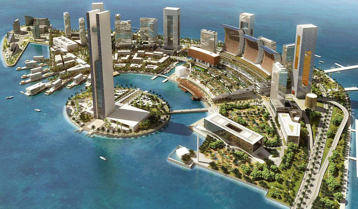В Бахрейне знают толк в масштабных инвестпроектах. Фото: lines.travel