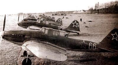 """Ил-2 немцы прозвали """"Черная смерть"""". Фото: worldofplanes.ru"""
