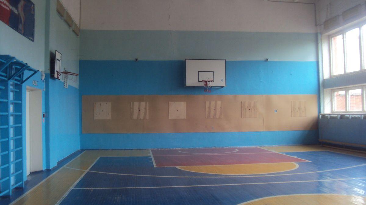 Отремонтированный спортзал в школе № 78. Фото: © «ДЕНЬ.org»