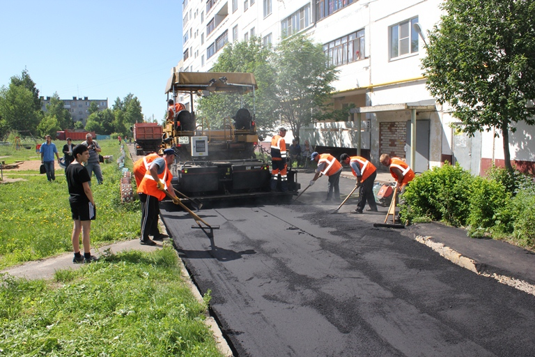 Удмуртия получит 396 млн руб. наблагоустройство городов исел