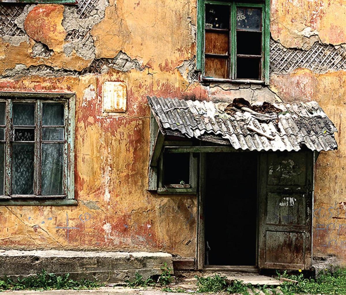 Переселение жильцов из аварийного дома новоульяновск
