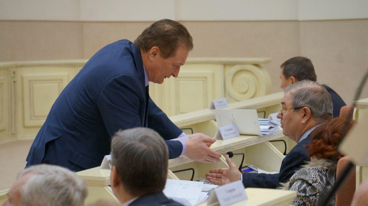 Энвиль Касимов и Алексей Прасолов. Фото: «ДЕНЬ.org»