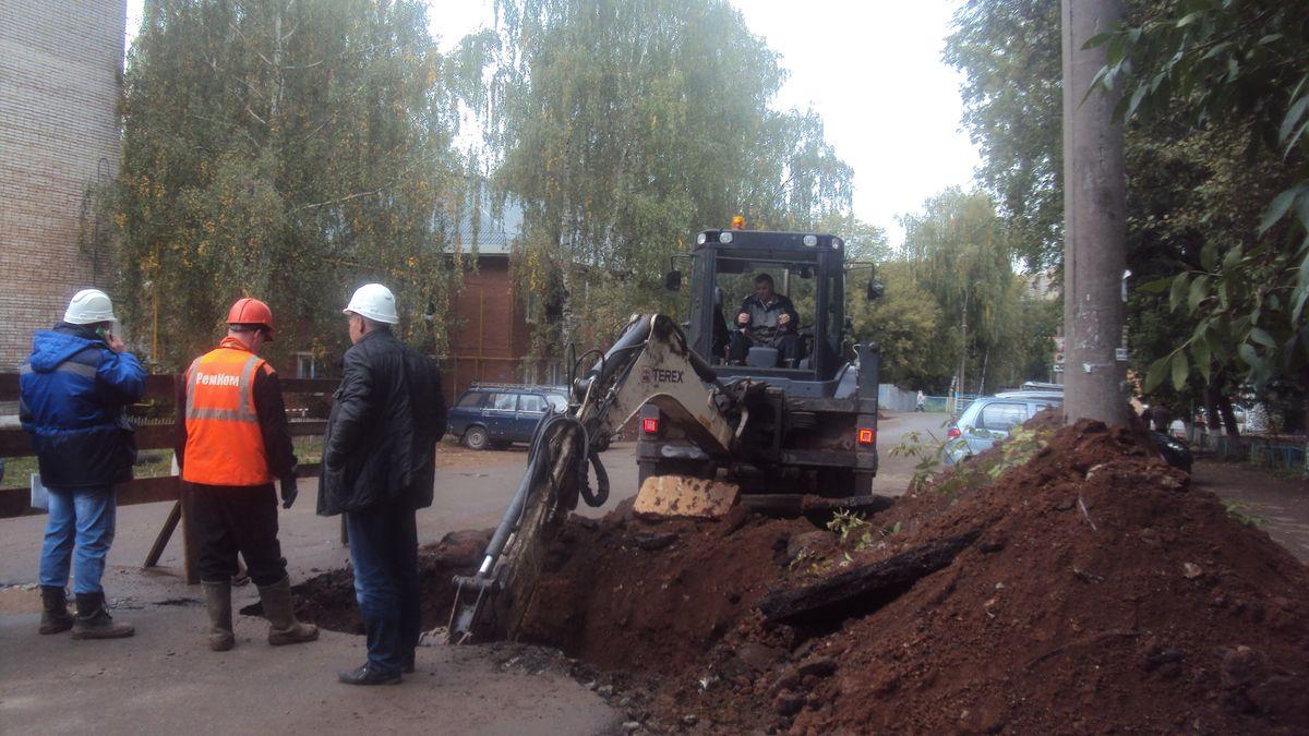 На ул. С. Ковалевской. Фото: © «ДЕНЬ.org»