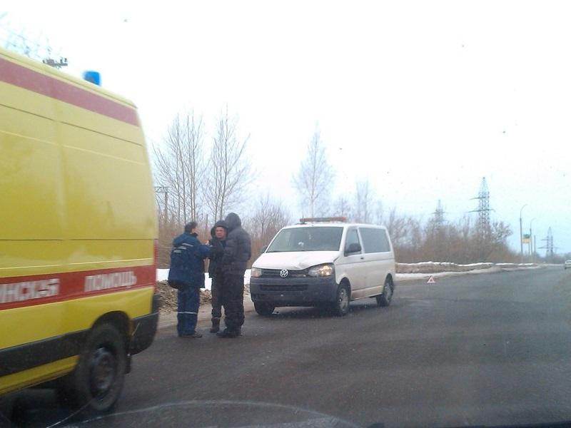 Микроавтобус насмерть сбил ребенка наулице Пойма вИжевске