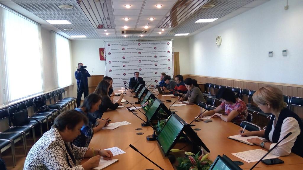 Фото: пресс-служба главы и правительства Удмуртии.