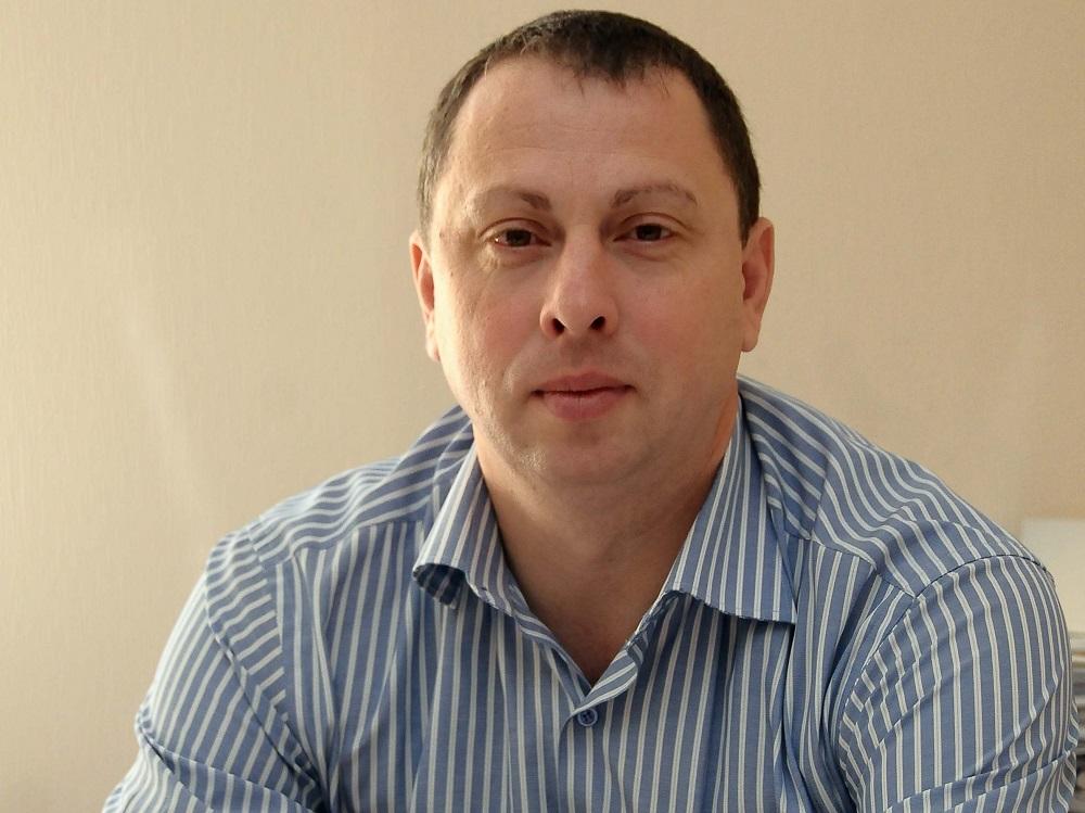 Владислав Катаев. Фото: izhvodokanal.ru