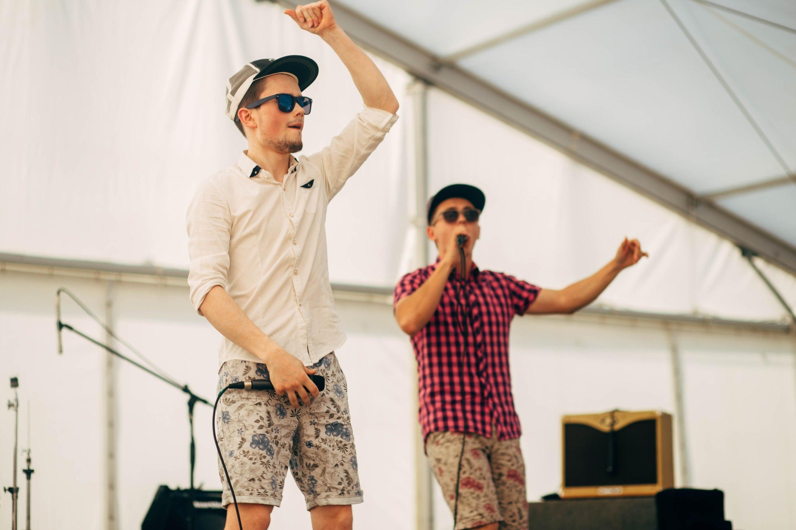 Музыкальный чемпионат «Музыка нашего города», 2015 год. Фото: vk.com