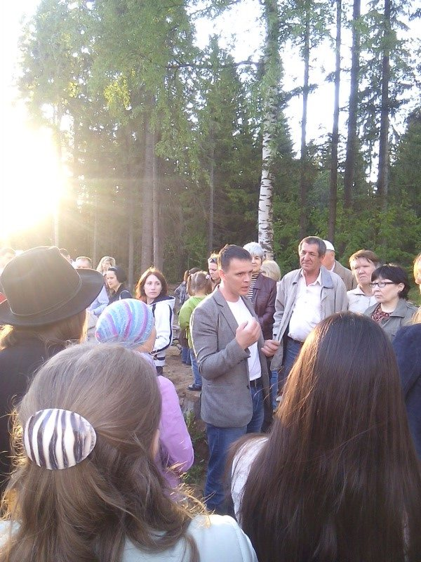 Клабуков является одним из активистов Общественного Градсовета Ижевска, отстаивающего зеленые зоны и скверы в городе. Фото: facebook.com (Тимофей Клабуков)