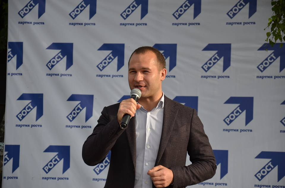 Алексей Чулкин. Фото: facebook.com