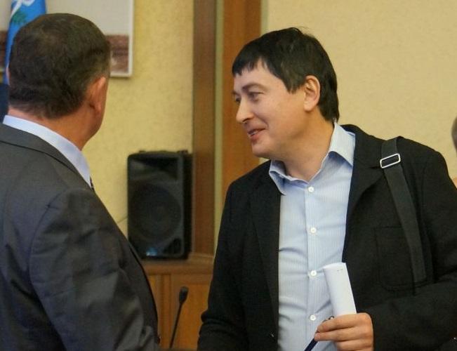 Альфред Зиннатуллин. Фото: © «ДЕНЬ.org»