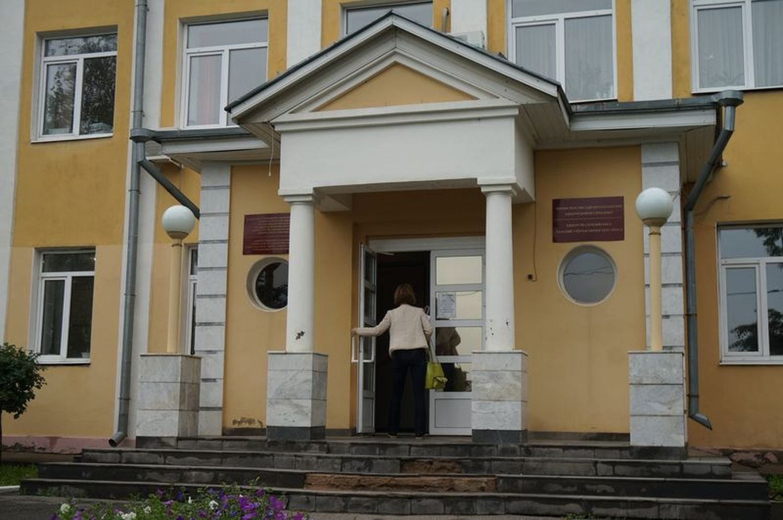 Здание Минздрава УР. Фото: ©День.org