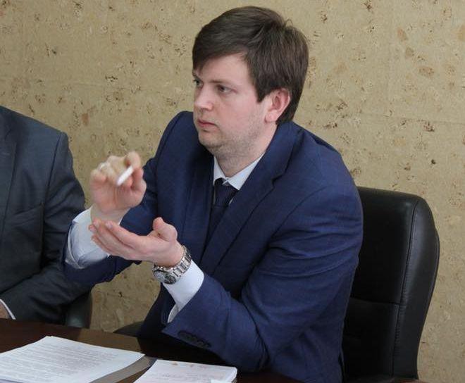 Иван Ястреб. Фото: facebook.com/ivan.yastreb