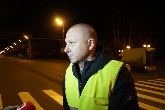 Алексей Красноперов. Фото: пресс-служба Ижевска