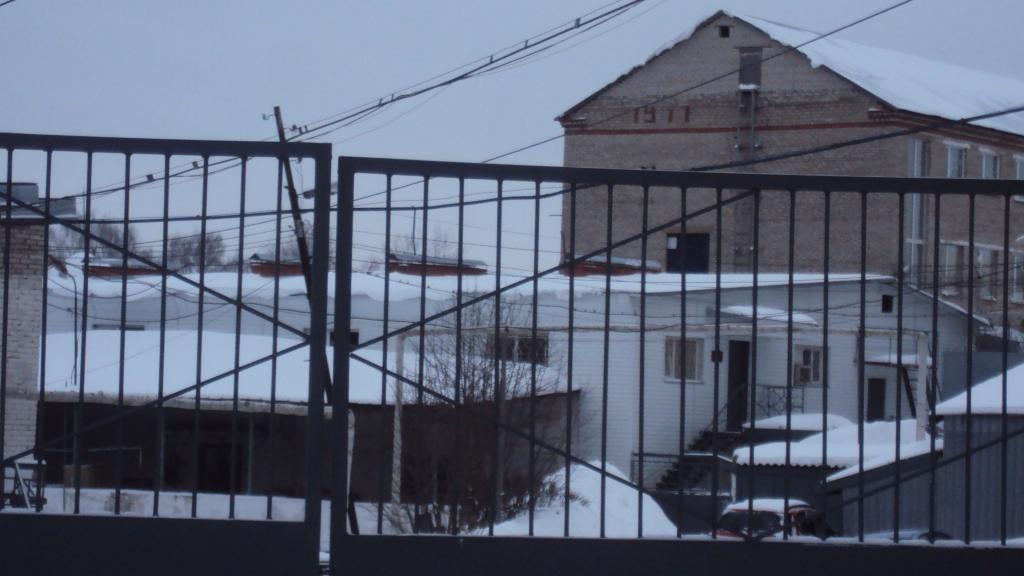 Ижевская воспитательная колония. Фото ©«ДЕНЬ.org»