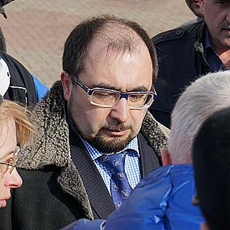 Сергей Сабуров что-то знает, но говорить почему-то отказывается