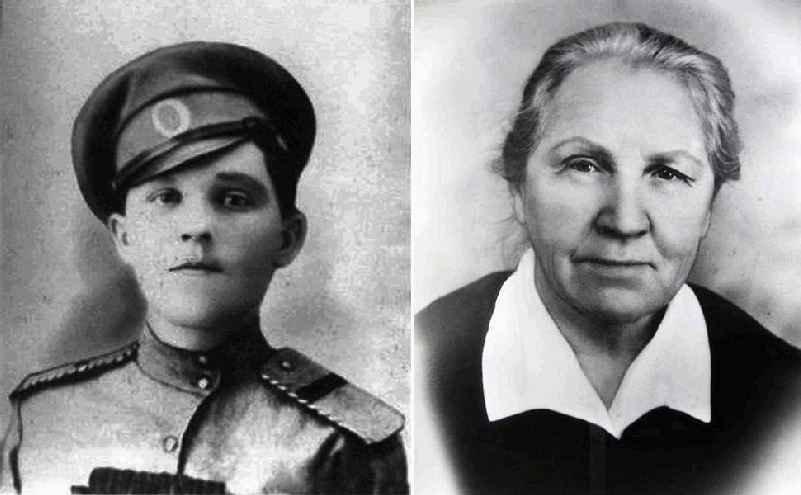 Антонина Пальшина-Придатко.