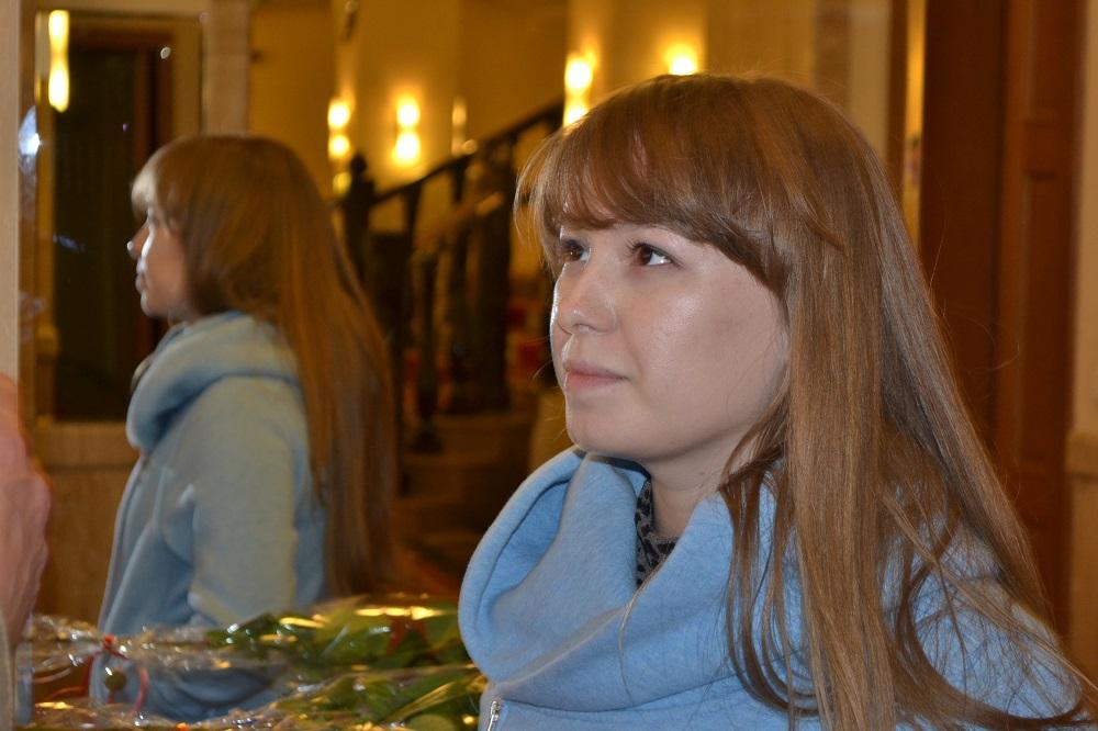 Юлия Каримова. Фото: Александр Поскребышев