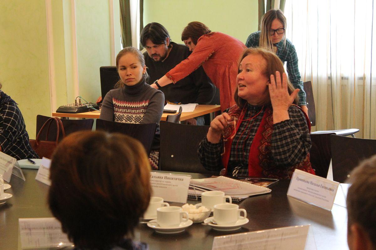 Татьяна Москвина. Фото: © «ДЕНЬ.org»