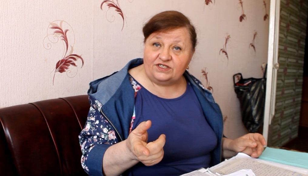 Татьяна Нуриахметова. Фото: © «ДЕНЬ.org»