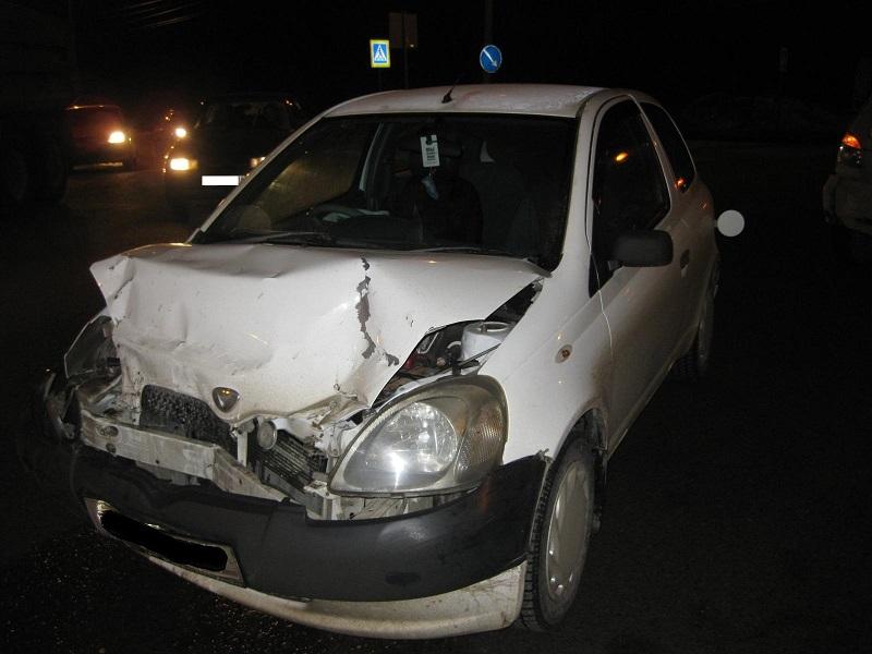 Тойота столкнулась сКамАЗом наулице Союзной вИжевске