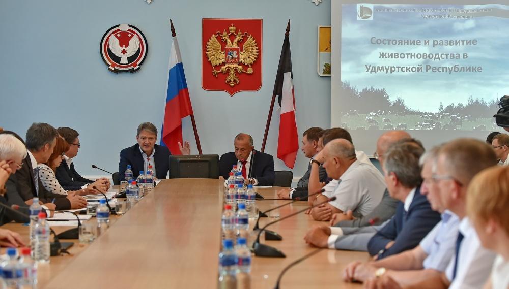 Фото: пресс-служба главы и правительства УР